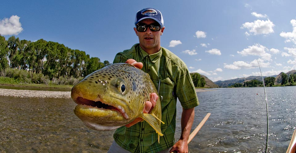 Fishing at Chico Hot Springs   Fly Fishing Livingston MT