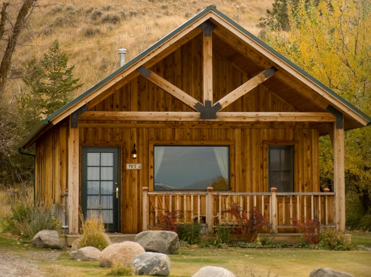 Montana Cabins For Rent At Chico Hot Springs